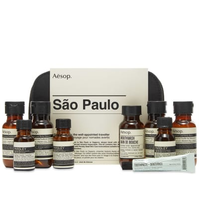 Aesop Sao Paulo Kit