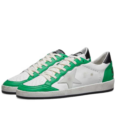 Golden Goose Ballstar Lo Leather Sneaker