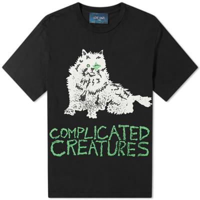 Lost Daze Complicated Creatures Tee