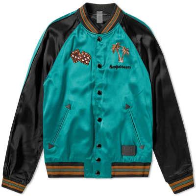 Coach Viper Rooms Souvenir Jacket