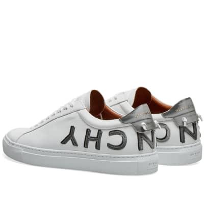 Givenchy Reverse Logo Urban Street Low Sneaker