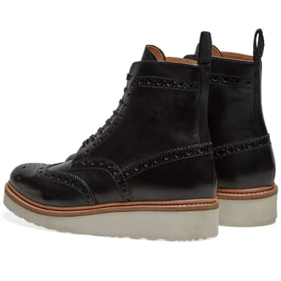 Grenson Fred V Brogue Boot