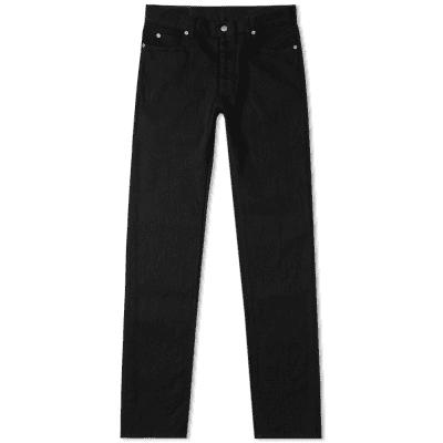 Maison Margiela 14 Slim Fit Raw Jean