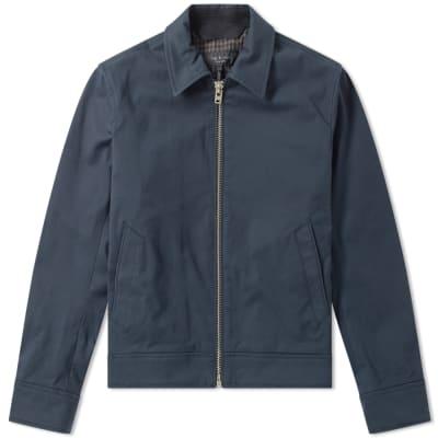 Rag & Bone Zip Jacket