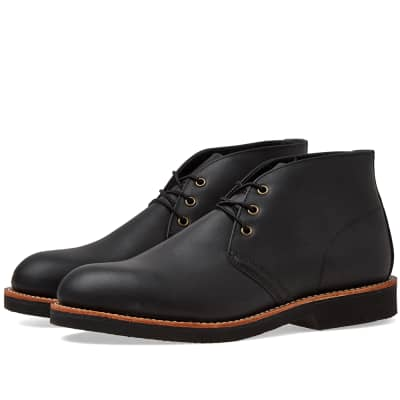 Red Wing 9216 Heritage Work Foreman Chukka