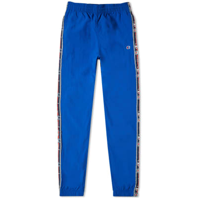 Champion Reverse Weave Cuffed Taped Track Pant