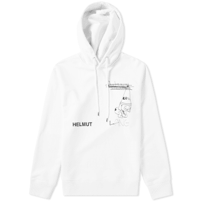 Helmut Lang Puppy Popover Hoody
