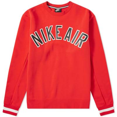 Nike Air Varsity Crew Sweat