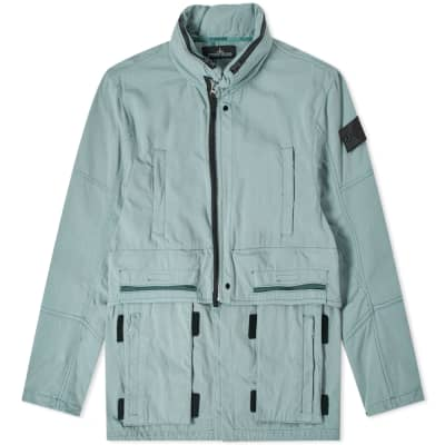 Stone Island Shadow Project Hollow Core Concealed Hood Jacket