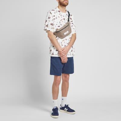 Carhartt WIP Short Sleeve Club Pacific Shirt