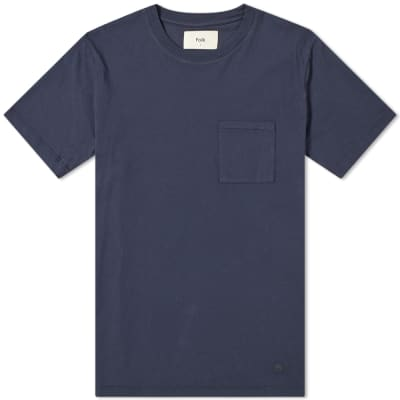 Folk Assembly Pocket Tee