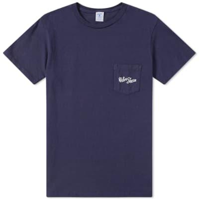 Velva Sheen Logo Pocket Tee