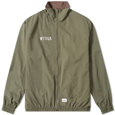 WTAPS Sleep Over Taffeta Jacket