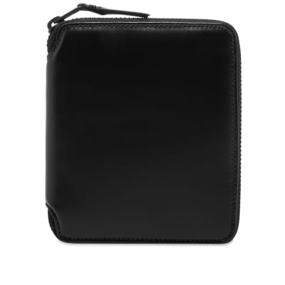 Comme des Garcons SA2100VB Very Black Wallet