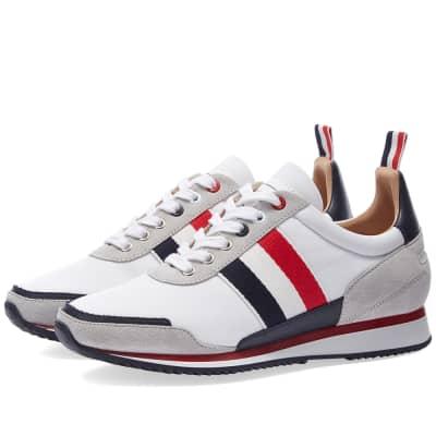 Thom Browne Multi Jogger Running Sneaker