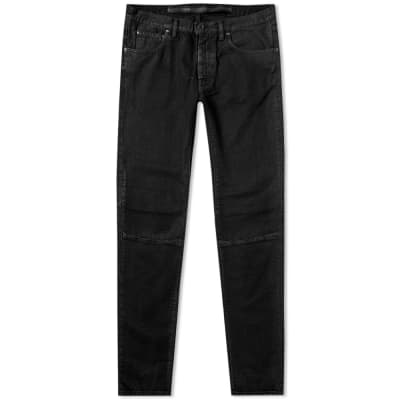 Unravel Project Waxed Skinny Jean