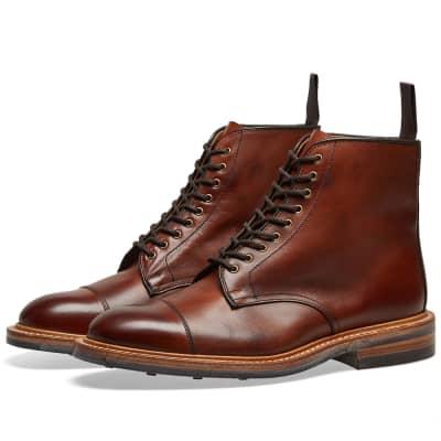 1b1da7a128664 END. x Tricker's Axton Toe Cap Boot