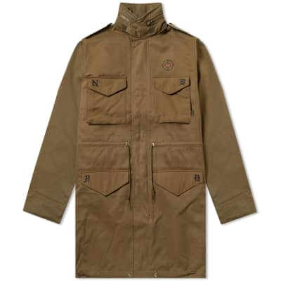Adidas x NBHD M65 Jacket