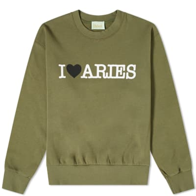 Aries I Heart Aries Sweat