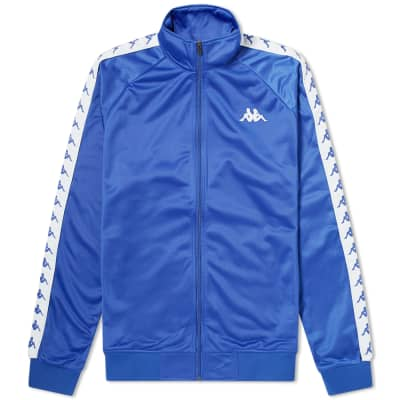 Kappa Taped Anniston Track Top