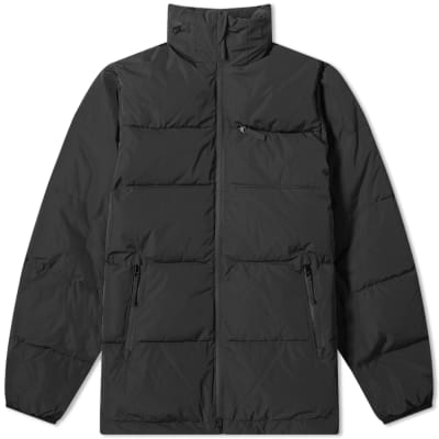 Aspesi Tic-Tec Hooded Down Jacket