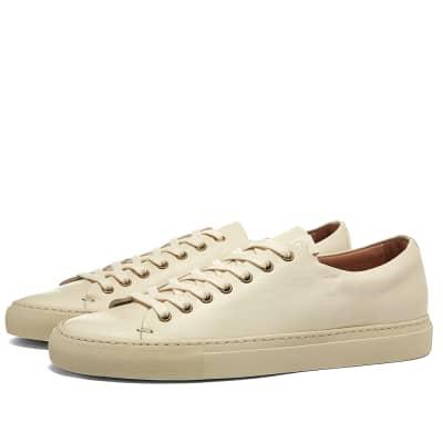 Buttero Lined Tanino Low Sneaker