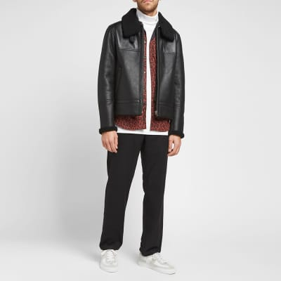 Norse Projects Elliot Shearling Jacket