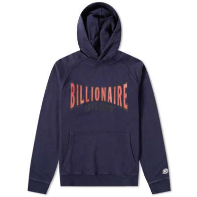 Billionaire Boys Club Racing Logo Popover Hoody