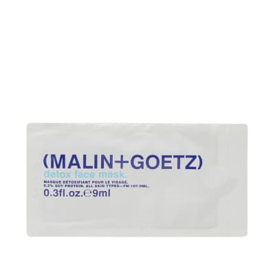 Malin + Goetz Detox Face Mask Travel Set