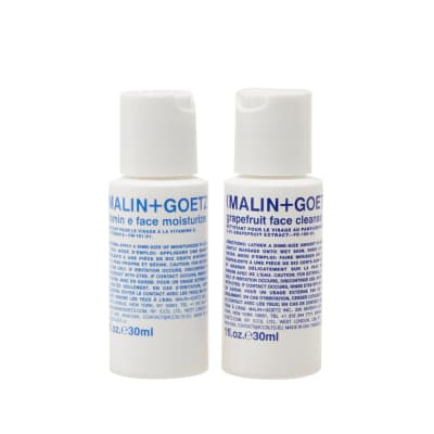 Malin + Goetz Face Essentials Duo