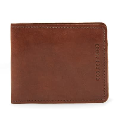 Shinola Bi-Fold Wallet