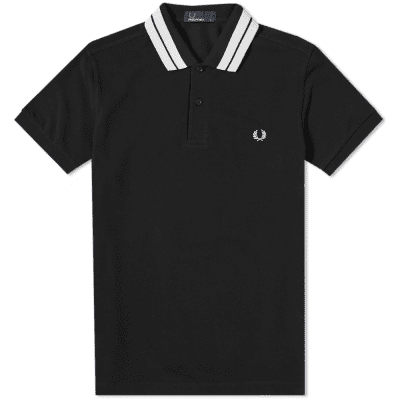 Fred Perry Bold Tipped Pique Polo