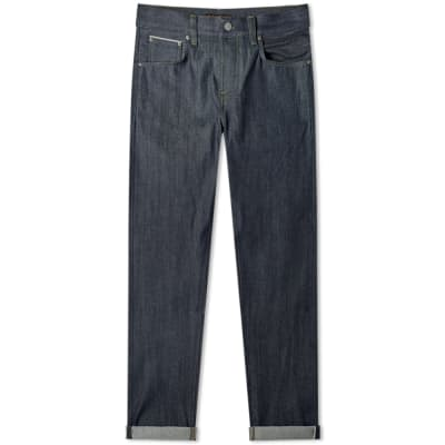 Nudie Green Sleepy Sixten Jean