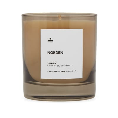 Norden Goods Topanga Glass Candle