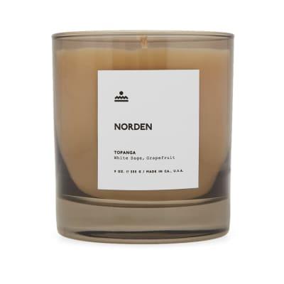 Norden Goods Topanga Glass Candle