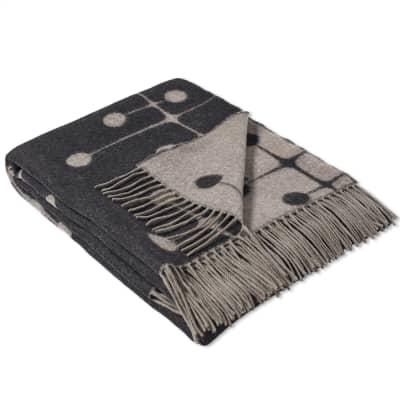 Vitra Charles & Ray Eames Wool Blanket