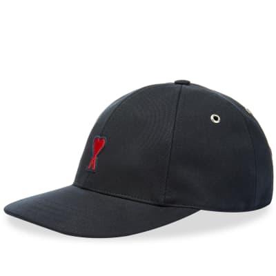 AMI Heart Logo Baseball Cap