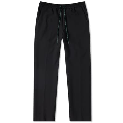 Kenzo Tapered Cropped Pant