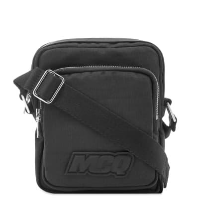 McQ Alexander McQueen Logo Cross Body Bag