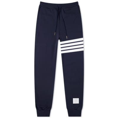 Thom Browne Engineered Stripe Sweat Pant