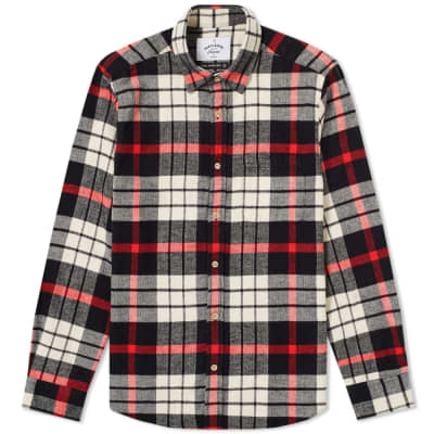 Portuguese Flannel Abril Check Shirt
