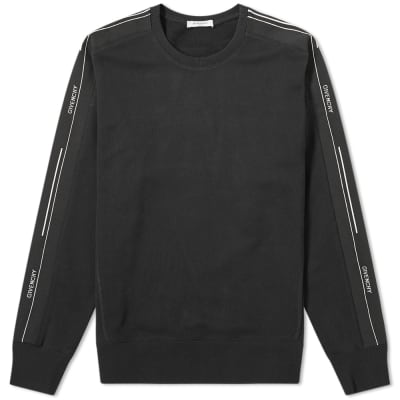 Givenchy Band Detail Crew Sweat