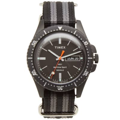 Timex x Todd Snyder Maritime Sport MS-1 Watch