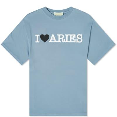 Aries I Heart Aries Tee