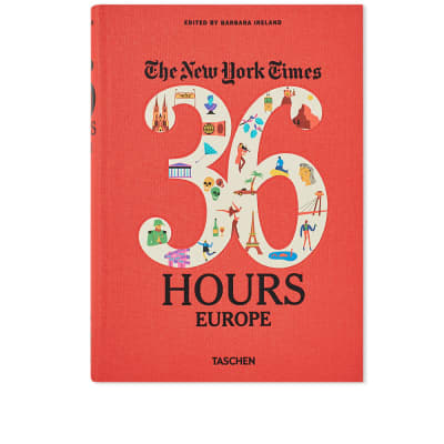 36 Hours: Europe (2nd Edition)
