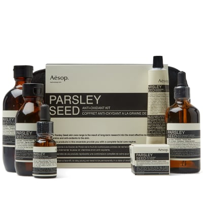 Aesop Parsley Seed Anti-Oxidant Kit