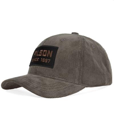 Filson All Cord Logger Cap