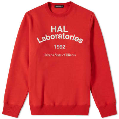 Undercover HAL Laboratories Crew Sweat