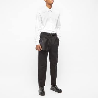 Alexander McQueen Harness Shirt