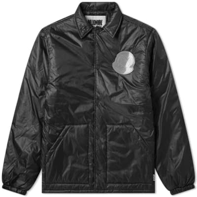 Billionaire Boys Club Padded Astro Coach Jacket